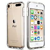 iPod-Touch-Case-ULAK-Apple-iPod-Touch-56-CLEAR-SLIM-Case-Shock-Absorption-Bumper-und-Anti-Scratch-Clear-Back-Hlle-fr-Apple-iPod-touch-5th6th-Generation