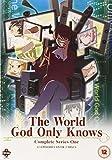 神のみぞ知るセカイ 1期 コンプリート DVD-BOX (全12話, 274分) アニメ [DVD] [Import]