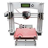 WER Prusa I3 3D-Drucker DIY 3D-Drucker Kit Set [Unterstützt 5