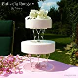 Wedding Cake Stand Set - Butterfly Theme *** FREE POST ***