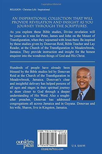 Bible Studies from the Mount of Transfiguration - A Collection