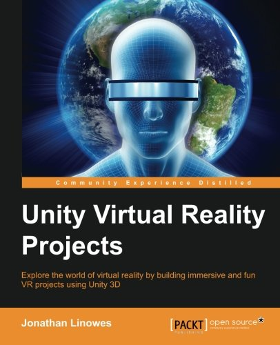 Download Unity Virtual Reality Projects