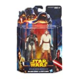 Darth Maul and Obi-Wan Kenobi Star Wars Mission Series MS06 Figure 2 Pack