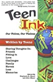 Our Voices, Our Visions (Teen Ink) (0606223711) by Meyer, John
