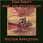 Tom Swift and His Motorboat: The Rivals of Lake Carlopa | Victor Appleton
