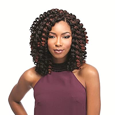 "Jamaican Bounce 26"" - Sensationnel African Collection Kanekalon Crochet Braid"