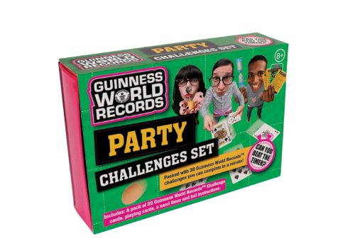 Guinness World Record Party Challenge Set