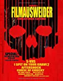 FILMAUSWEIDER - Ausgabe 5 - Collectors Edition - I spit on your Grave 2, Aftershock, Hatchet 3, Curse of Chucky, S-VHS, Outpost 3,, No one Lives, ... Killer, Fresh Meat und noch einigen mehr...