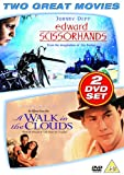 Edward Scissorhands/A Walk In The Clouds [DVD]