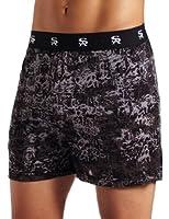 Stacy Adams Men's Regular Fashion Graffiti Boxer Short
