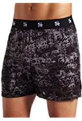Stacy Adams Men's Regular Fashion Graffiti Boxer Short