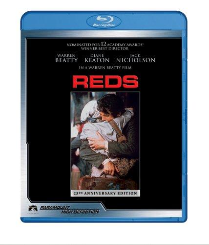 Reds (25th Anniversary Edition) [Blu-ray]