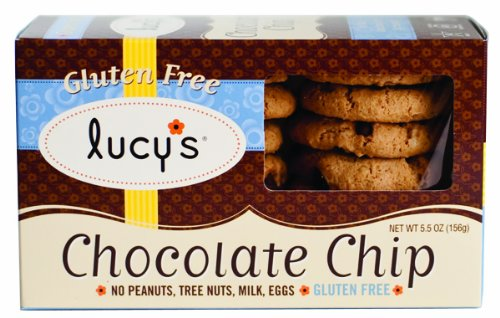 Dr Lucy's Gluten Free Chocolate Chip Cookie Box 156 g (Pack of 4)