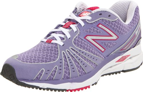 New Balance Women's WR890 Running Shoe,Purple,8.5 B US