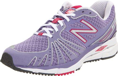 New Balance Women's WR890 Running Shoe,Purple,8.5 B US