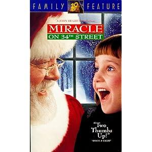 Miracle On 34th St Richard Attenborough Elizabeth