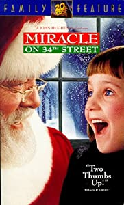 Miracle on 34th Street (1994) [VHS]