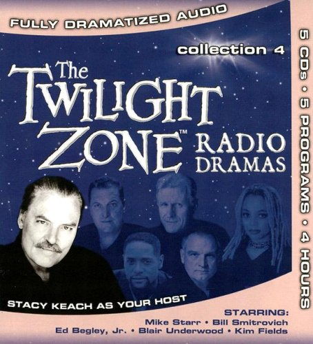 The Twilight Zone: Radio Dramas: It's a Good Life / Dead Man's Shoes / the Thirty-fathom Grave / the After Hours (The Twilight Zone Collection)