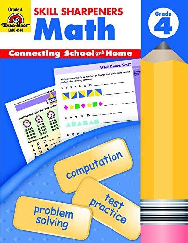 Skill Sharpeners Math/Grade 4