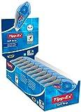Tipp Ex 895933 Roller de correction Bleu Lot de 10