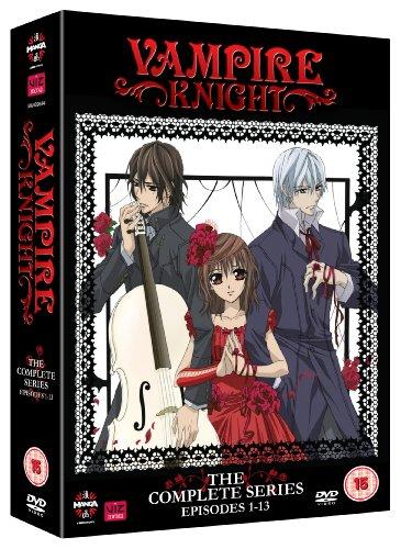 Vampire Knight - Complete Series [DVD]