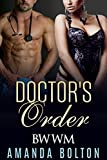 BDSM: Doctor's Orders (Interracial BWWM Romance) (New Adult Nurse First Time Short Stories)