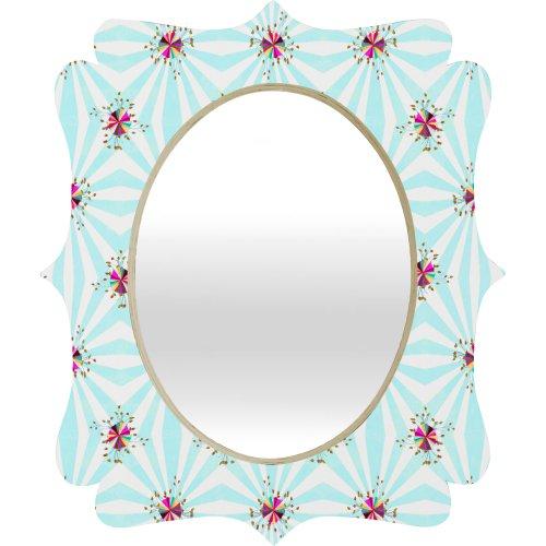 Hadley Hutton Spring Spring Collection 2 Quatrefoil Mirror