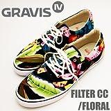 GRAVIS グラビス  メンズ スニーカー  FILTER CC FLORAL  フィルター フローラル メンズスニーカー シューズ 靴 (US9.5(27.5cm))