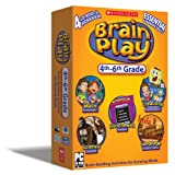 Scholastic Brain Play: 4th - 6th grade [Old Version]