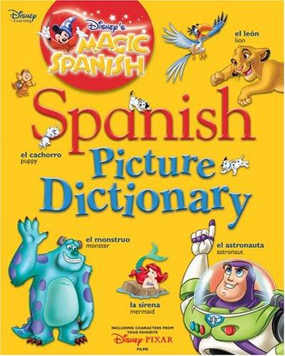Disney's Magic Spanish:Spanish Picture Dictionary