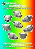 Polar Bear: Flat-pack Head Model Book