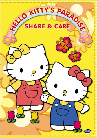 Hello Kitty's Paradise 3: Share & Care [DVD] [Region 1] [US Import] [NTSC]