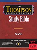COMING-JUNE-2011-Thompson-Chain-Reference-Bible-Style-609black---Regular-Size-NASB---Bonded-Leather