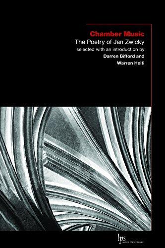 Musique de chambre : La poésie de Jan Zwicky