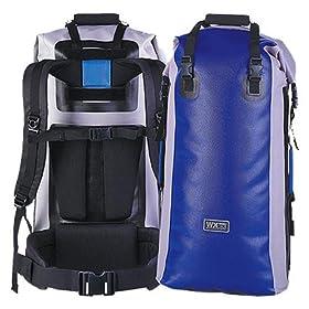 Pacific Outdoor Equipment Gobi 60 Liter Roll Top Backpack