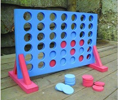 Giant 4 In A Row Games Family Fun Nursery Schools
