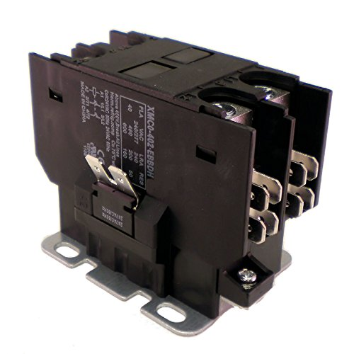 Contactor 40 Amp 2 Pole Onetrip Parts® Direct Replacement For Rheem Ruud Weatherking Oem Part 42-42139-13 front-426273