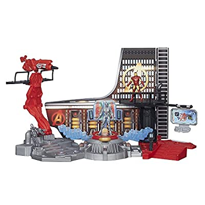 Marvel Avengers Age of Ultron Iron Man Lab Attack Playset by Hasbro