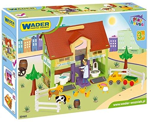 Wader - 2078179 - Maison De Théâtre Station De Vêt Avec Accessoires