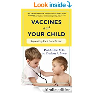 """Vaccines and Your Child: Separating Fact from Fiction"""