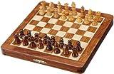 Philos 2721 - Reiseschach, Feld 19 mm, Königshöhe 32 mm, magnetisch von Philos-Spiele