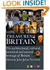 Treasures of Britain: The Architectural, Cultural, Historical and Natural History of Britain (AA Guides)