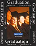 Pinnacle Frames Graduation Word Frame, 5 inch by 7 inch