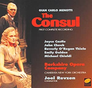 The Consul: First Complete Recording