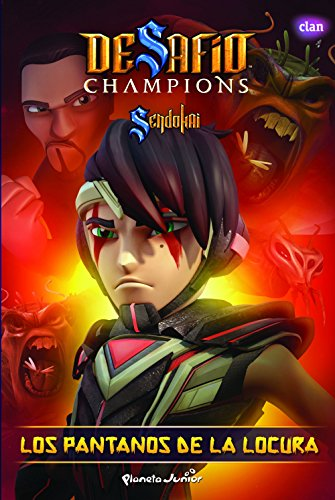 Desafío Champions Sendokai. Los pantanos de la locura: Narrativa 6 (Spanish Edition) (Desafio Champions Sendokai compare prices)
