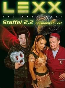 Lexx - The Dark Zone, Staffel 2.2, Episoden 11-20 (2 DVDs)