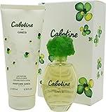 Cabotine by Gres Eau de Toilette Spray 100ml & Body Lotion 200ml