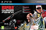 echange, troc Rapala Pro Bass Fishing with Rod Controller (PS3) [import anglais]