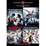 Dragon Dynasty's Ultimate Kung Fu 4pk Box Set