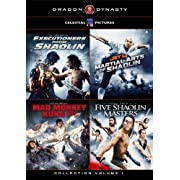 Dragon Dynasty's Ultimate Kung Fu 4pk Box Set